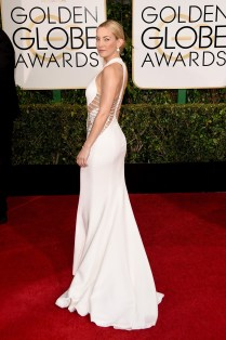 Kate Hudson attends the 72nd annual Golden Globe Awards