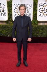 William H Macy attends the 72nd annual Golden Globe Awards