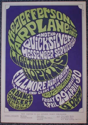 Image result for wes wilson posters