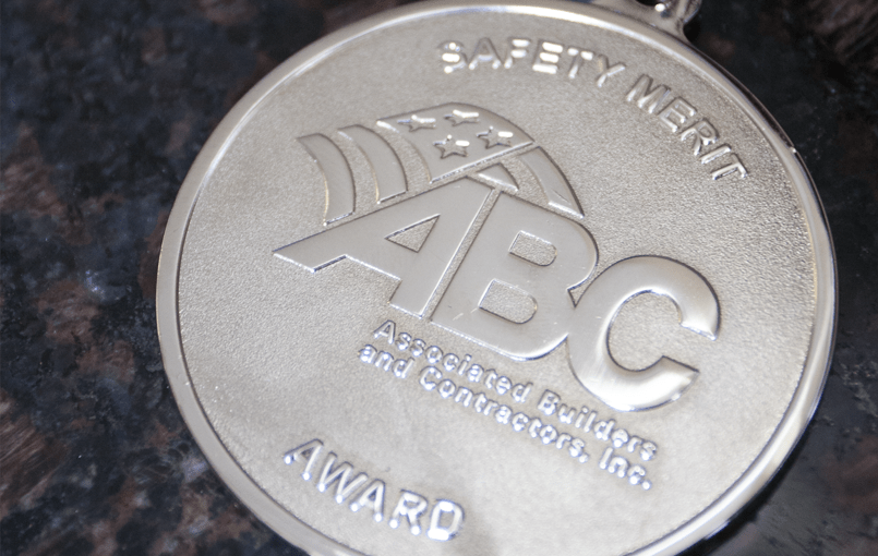 ABC National Safety Merit Award