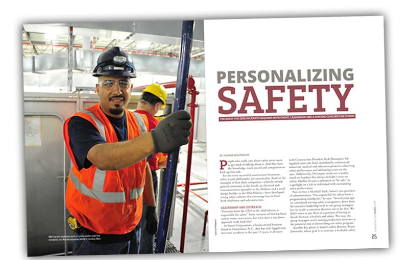 Personalizing Safety