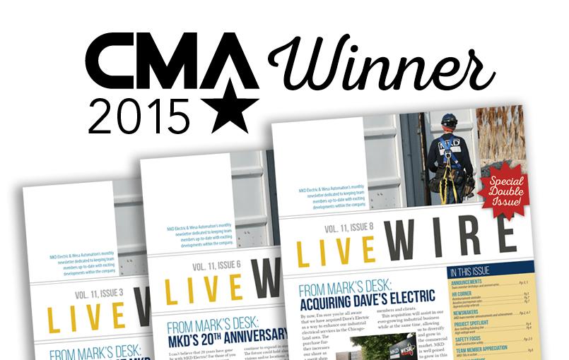 CMA 2015 award