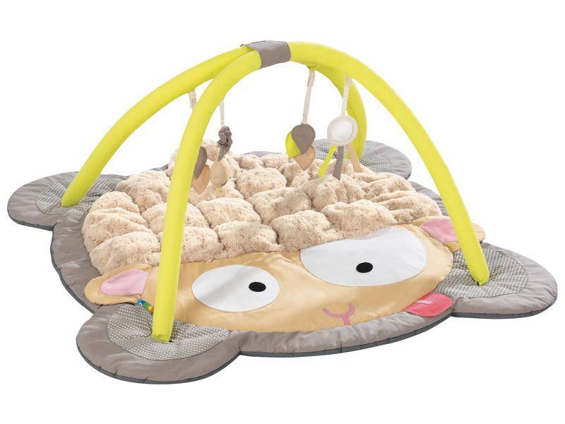 tapis d eveil avec arche anibulles mouton
