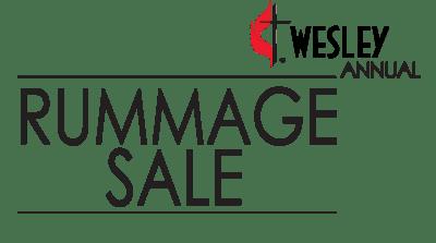 Volunteer - Wesley Rummage Sale | Wesley United Methodist Church