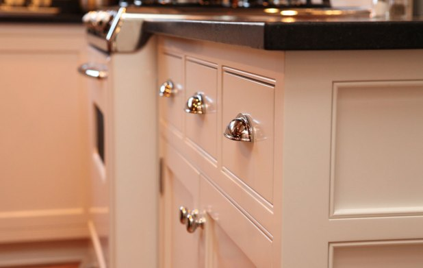 inset cabinets square and beaded