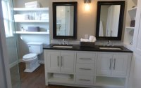 Custom Bathroom Cabinets - A Wesley Ellen Gallery