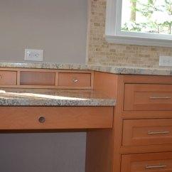 Kitchen Desk Table Designs Alisoun S Home Office Welsey Ellen
