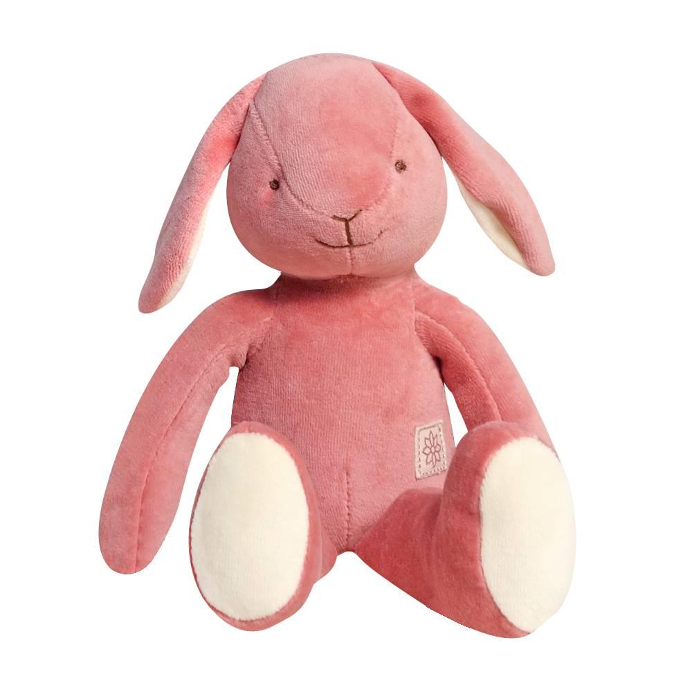 邦妮兔兔- 美國miYim有機棉安撫娃娃32cm|總代理 - 威斯邁親子購物
