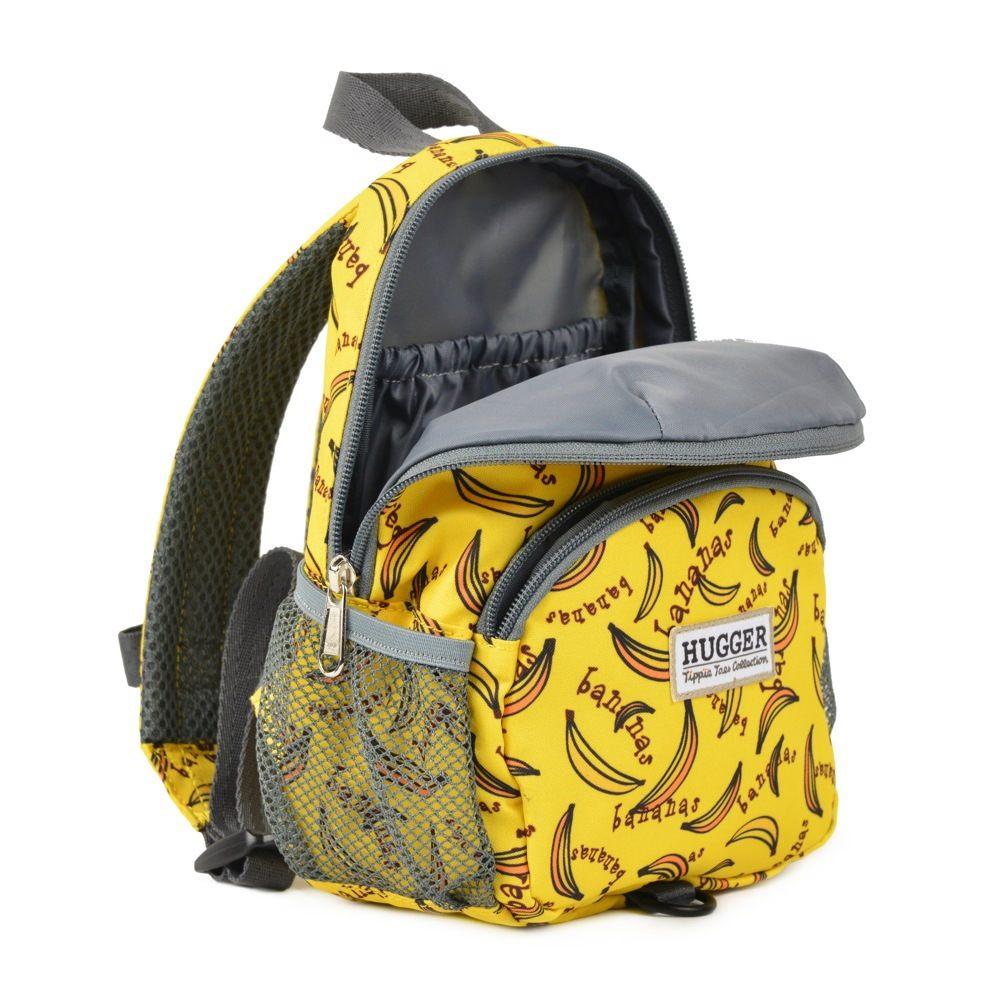 英國Hugger防走失背包 香蕉   HUGGER總代理 - 威斯邁親子購物