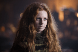 """GOTHAM: Guest star Clare Foley as Ivy Pepper in the """"Lovecraft"""" episode of GOTHAM airing Monday, Nov. 24 (8:00-9:00 PM ET/PT) on FOX. ©2014 Fox Broadcasting Co. Cr: Jessica Miglio/FOX"""