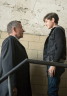 "GOTHAM: Bruce Wayne (David Mazouz, R) is reunited with Alfred (Sean Pertwee, L) in the ""Lovecraft"" episode of GOTHAM airing Monday, Nov. 24 (8:00-9:00 PM ET/PT) on FOX. ©2014 Fox Broadcasting Co. Cr: Jessica Miglio/FOX"