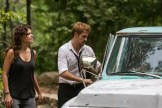 """CONSTANTINE -- """"A Feast of Friends"""" Episode 105 -- Pictured: (l-r) Anjelica Celaya as Zed, Matt Ryan as Constantine -- (Photo by: Tina Rowden/NBC)"""