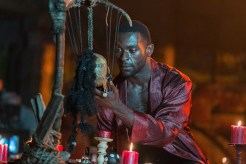 """CONSTANTINE -- """"Danse Vaudou"""" Episode 106 -- Pictured: Michael James Shaw as Papa Midnite -- (Photo by: Tina Rowden/NBC)"""