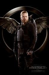 The Hunger Games: Mocking Jay Part 1 Box Office (Pollux Rebel Warrior Poster)