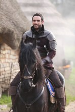 "GALAVANT - ""Pilot"" - ""Galavant"" will premiere on SUNDAY, JANUARY 4 (8:00-9:00 p.m., ET) with two 30 minute episodes, back-to-back on the ABC Television Network. ""Pilot"" (8:00-8:30 p.m., ET) - When heroic, charming and handsome Sir Galavant loses his true love, the beautiful Madalena, to evil King Richard's wealth and power, he falls into a deep and drunken despair. Just as our hero hits rock bottom, Princess Isabella shows up with a quest to save her kingdom, defeat the despicable King Richard, and provide an opportunity for Galavant to reclaim Madalena. Galavant is off to become a hero again and strike a blow for true love...but first, Galavant has to fit into his old hero pants. (ABC/Nick Ray) JOSHUA SASSE"