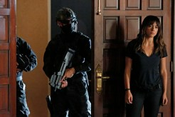 """MARVEL'S AGENTS OF S.H.I.E.L.D. - """"What They Become"""" - Coulson and Whitehall's forces meet in an explosive confrontation that dramatically alters everyone's fates. Meanwhile, Skye discovers shocking secrets about her past, on the Winter finale of """"Marvel's Agents of S.H.I.E.L.D.,"""" TUESDAY, DECEMBER 9 (9:00-10:00 p.m., ET) on the ABC Television Network. (ABC/Kelsey McNeal) CHLOE BENNET"""