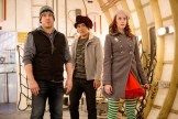 "DESCRIPTION The Librarians, Episode 107 ""And Santa's Midnight Run"" SHOW The Librarians EPISODE # 107 EPISODE TITLE 107 PHOTOGRAPHER SCOTT PATRICK GREEN PERSONALITIES CHRISTIAN KANE, LINDY BOOTH, JOHN KIM"