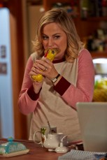 "PARKS AND RECREATION -- ""One In 8,000"" Episode 620 -- Pictured: Amy Poehler as Leslie Knope -- (Photo by: Ben Cohen/NBC)"