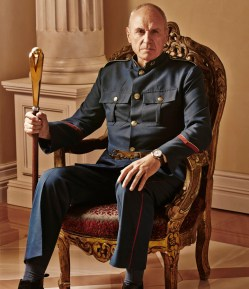 DOMINION -- Season:1 -- Pictured: Alan Dale as General Riesen -- (Photo by: Gavin Bond/Syfy)