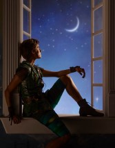 PETER PAN LIVE! -- Season: 2014 -- Pictured: Allison Williams as Peter Pan -- (Photo by: Nino Munoz/NBC)