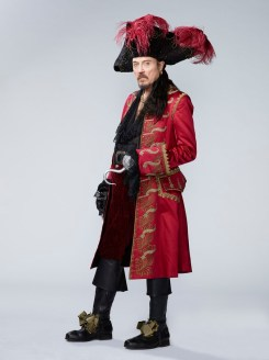 PETER PAN LIVE! -- Season: 2014 -- Pictured: Christopher Walken as Captain Hook -- (Photo by: Patrick Randak/NBC)