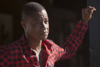 "EMPIRE: Cuba Gooding Jr. guest-stars as Puma in the ""The Devil Quotes Scripture"" episode airing Wednesday, Jan. 21 (9:00-10:00 PM ET/PT) on FOX. ©2014 Fox Broadcasting Co. CR: Chuck Hodes/FOX"