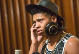 """EMPIRE: Hakeem (Bryshere Gray) rehearses in the """"False Imposition"""" episode of EMPIRE airing Wednesday, Jan. 28 (9:00-10:00 PM ET/PT) on FOX. ©2014 Fox Broadcasting Co. CR: Chuck Hodes/FOX"""