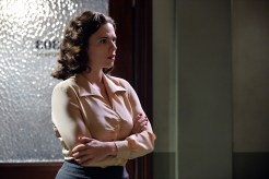 "MARVEL'S AGENT CARTER - ""Time & Tide"" - As Agent Carter closes in on Howard Stark's stolen technology, Peggy's secret mission could unravel when the SSR arrests Jarvis and a secret is revealed, on ""Marvel's Agent Carter,"" TUESDAY, JANUARY 13 (9:00-10:00 p.m., ET) on the ABC Television Network. (ABC/Eric McCandless) HAYLEY ATWELL"