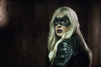 "Arrow -- ""Midnight City"" -- Image AR311A_0290b -- Pictured: Katie Cassidy as Black Canary -- Photo: Cate Cameron/The CW -- © 2015 The CW Network, LLC. All Rights Reserved."