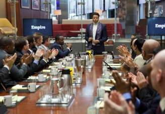 """EMPIRE: From Academy Award nominee Lee Daniels (""""Lee Daniels' The Butler,"""" """"Precious"""") and Emmy Award winner Danny Strong (""""Lee Daniels' The Butler,"""" """"Game Change""""), comes EMPIRE, a sexy and powerful new drama about the head of a music empire whose three sons and ex-wife all battle for his throne. EMPIRE will join the schedule in 2015 on FOX. Pictured: Terrence Howard. ©2014 Fox Broadcasting Co. CR: Chuck Hodes/FOX"""