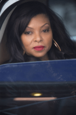EMPIRE: Cookie Lyon (Taraji P. Henson) returns from jail to claim her share of the company in the premiere episode of EMPIRE airing Wednesday, Jan. 7 (9:00-10:00 PM ET/PT) on FOX. ©2014 Fox Broadcasting Co. CR: Chuck Hodes/FOX