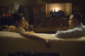 conversation with her son Andre ((Trai Byers, R) in the premiere episode of EMPIRE airing Wednesday, Jan. 7 (9:00-10:00 PM ET/PT) on FOX. ©2014 Fox Broadcasting Co. CR: Chuck Hodes/FOX