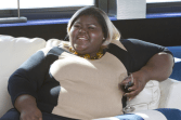 EMPIRE: Gabourey Sidibe guest-stars as Becky in the premiere episode of EMPIRE airing Wednesday, Jan. 7 (9:00-10:00 PM ET/PT) on FOX. ©2014 Fox Broadcasting Co. CR: Chuck Hodes/FOX