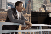 EMPIRE: Terrence Howard as powerful music mogul Lucious Lyon in the premiere episode of EMPIRE airing Wednesday, Jan. 7 (9:00-10:00 PM ET/PT) on FOX. ©2014 Fox Broadcasting Co. CR: Chuck Hodes/FOX
