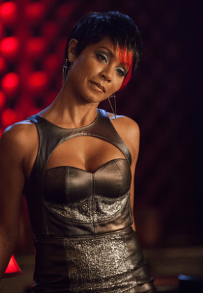 """GOTHAM: Jada Pinkett Smith as Fish Mooney in the """"Rogues' Gallery"""" episode of GOTHAM airing Monday, Jan. 5 (8:00-9:00 PM ET/PT) on FOX. ©2014 Fox Broadcasting Co. Cr: Jessica Miglio/FOX"""