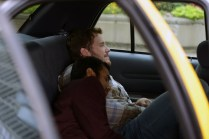 """PARKS AND RECREATION -- """"Ron and Jammy"""" Episode 702 -- Pictured: (l-r) Aziz Ansari as Tom Haverford, Chris Pratt as Andy Dwyer -- (Photo by: Elizabeth Morris/NBC)"""