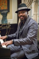 "EMPIRE: Anthony Hamilton guest-stars as himself in the ""Dangerous Bonds"" episode of EMPIRE airing Wednesday, Feb. 4 (9:00-10:00 PM ET/PT) on FOX. ©2014 Fox Broadcasting Co. CR: Chuck Hodes/FOX"
