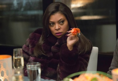 """EMPIRE: Cookie (Taraji P. Henson) holds a secret in the """"Out Damned Spot"""" episode of EMPIRE airing Wednesday, Feb. 11 (9:01-10:00 PM ET/PT) on FOX. ©2015 Fox Broadcasting Co. CR: Chuck Hodes/FOX"""