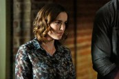 """MARVEL'S AGENTS OF S.H.I.E.L.D. - """"Aftershocks"""" - In the midseason premiere, """"Aftershocks,"""" Coulson's team must deal with the consequences of their war with Hydra as shocking revelations threaten to tear them apart, and Hydra makes a dangerous move that may involve a traitor in S.H.I.E.L.D.'s midst. """"Marvel's Agents of S.H.I.E.L.D."""" returns for a dynamic, action-packed second half of season two, TUESDAY, MARCH 3 (9:00-10:00 p.m., ET) on the ABC Television Network. (ABC/Kelsey McNeal) ELIZABETH HENSTRIDGE"""