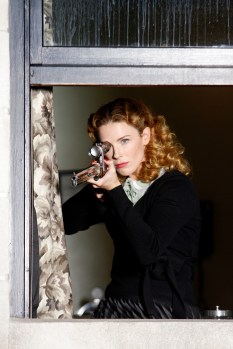 """MARVEL'S AGENT CARTER - """"A Sin to Err"""" - Peggy discovers the shocking truth about Leviathan but doesn't realize that her true enemies are even closer than she imagined. Meanwhile, Souza is close to confirming the truth about Peggy and may just put her in the crosshairs of the SSR, on """"Marvel's Agent Carter,"""" TUESDAY, FEBRUARY 10 (9:00-10:00 p.m., ET) on the ABC Television Network. (ABC/Adam Rose) BRIDGET REGAN"""