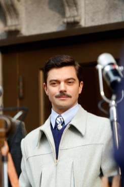 """MARVEL'S AGENT CARTER - """"Valediction"""" - Peggy faces the full fury of Leviathan, as Howard Stark makes his return in the explosive season finale of """"Marvel's Agent Carter,"""" TUESDAY, FEBRUARY 24 (9:00-10:00 p.m., ET) on the ABC Television Network. (ABC/Kelsey McNeal) DOMINIC COOPER"""