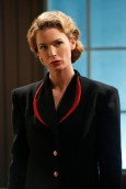 """MARVEL'S AGENT CARTER - """"Valediction"""" - Peggy faces the full fury of Leviathan, as Howard Stark makes his return in the explosive season finale of """"Marvel's Agent Carter,"""" TUESDAY, FEBRUARY 24 (9:00-10:00 p.m., ET) on the ABC Television Network. (ABC/Kelsey McNeal) BRIDGET REGAN"""
