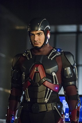 """Arrow -- """"Nanda Parbat"""" -- Image AR315C_0222b -- Pictured: Brandon Routh as Ray Palmer / The Atom -- Photo: Dean Buscher/The CW -- © 2015 The CW Network, LLC. All Rights Reserved."""