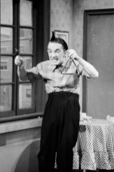 SNL 40TH ANNIVERSARY SPECIAL -- Season 10, Episode 12 -- Pictured: Martin Short as Ed Grimley during the 'Miss Malone' skit on February 2, 1985 -- (Photo by: Al Levine/NBC)