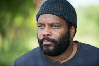 Chad Coleman as Tyreese - The Walking Dead _ Season 5, Episode 8 - Photo Credit: Gene Page/AMC