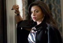 "EMPIRE: Cookie (Taraji P. Henson, L) is cooking up a plan of her own in the special two-hour ""Die But Once/Who I Am"" Season Finale episode of EMPIRE airing Wednesday, March 18 (8:00-10:00 PM ET/PT) on FOX. CR: Chuck Hodes/FOX"