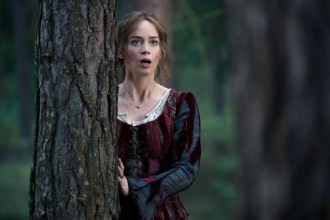 Emily Blunt is the Baker's Wife in Disney's humorous and heartfelt musical INTO THE WOODS directed by Rob Marshall and produced by John DeLuca, Rob Marshall, Marc Platt and Callum McDougall.