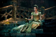 Anna Kendrick as Cinderella in Disney's humorous and heartfelt musical INTO THE WOODS, directed by Rob Marshall and produced by John Deluca , Rob Marshall, Marc Platt and Callum MacDougall.