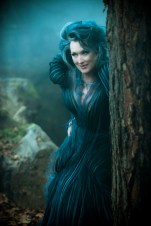 Meryl Streep is the Witch in Disney's humorous and heartfelt musical INTO THE WOODS, directed by Rob Marshall and produced by John DeLuca, Rob Marshall, Marc Platt and Callum McDougall.