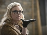 """The Flash -- """"All Star Team Up"""" -- Image FLA118B_0057b -- Pictured: Emily Kinney as Brie Larvan -- Photo: Cate Cameron/The CW -- �© 2015 The CW Network, LLC. All rights reserved."""